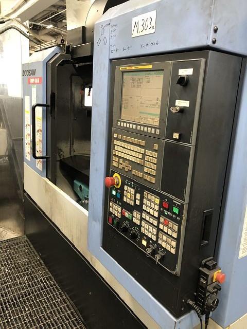 Обрабатывающий центр - вертикальный DOOSAN DNM 400 II  фото на Industry-Pilot