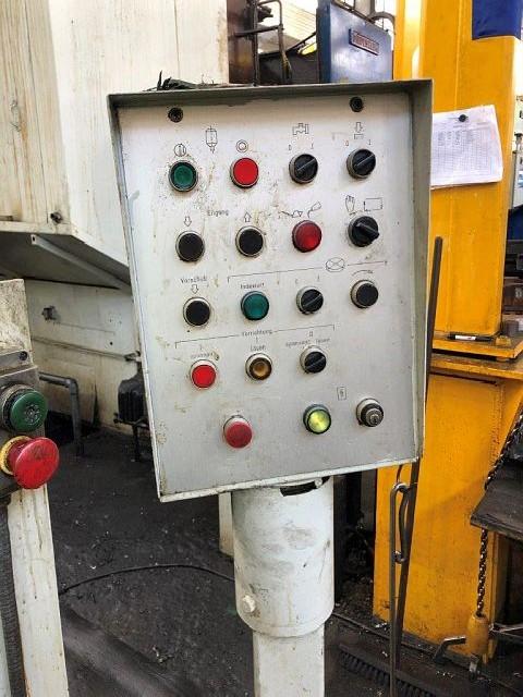 Многошпиндельный сверлильный станок ELHA MB 3/1 RA 1000  фото на Industry-Pilot