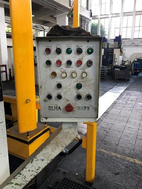 Многошпиндельный сверлильный станок ELHA S 3570  фото на Industry-Pilot