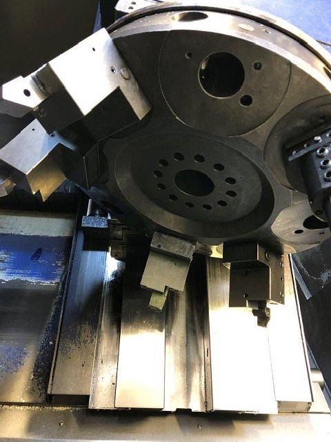 Карусельно-токарный станок одностоечный с ЧПУ ORM T78 vertical spindle фото на Industry-Pilot