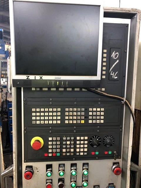 Карусельно-токарный станок одностоечный с ЧПУ DIEDESHEIM V 80  фото на Industry-Pilot