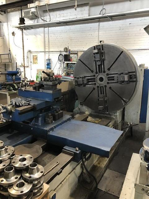 Screw-cutting lathe RAVENSBURG  photo on Industry-Pilot