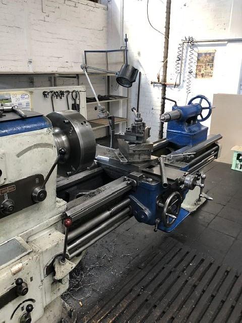 Screw-cutting lathe BOEHRINGER V5  photo on Industry-Pilot