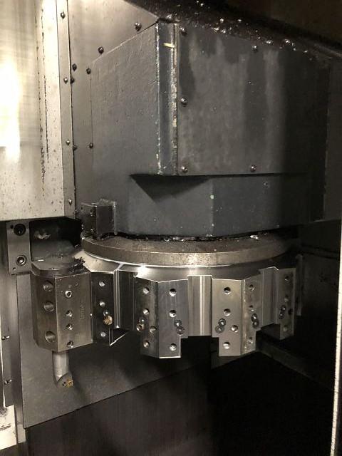CNC-Vertical Turret Turning Machine - Single Col. DOOSAN PUMA V550 photo on Industry-Pilot