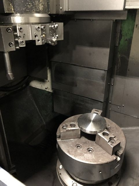 CNC-Vertical Turret Turning Machine - Single Col. DOOSAN PUMA V400 photo on Industry-Pilot