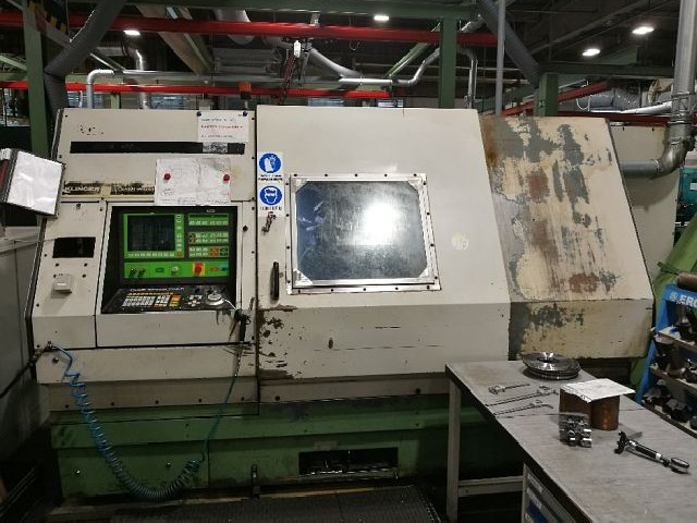 CNC Turning Machine - Inclined Bed Type TRAUB TNA 480  photo on Industry-Pilot