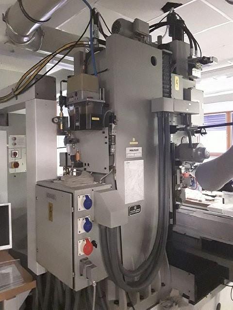 Jig Grinding Machine HAUSER S 3-CNC  photo on Industry-Pilot