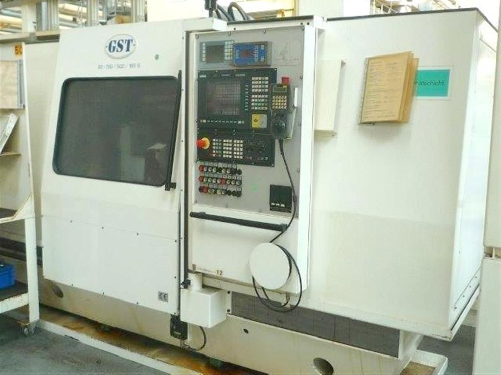 Cylindrical Grinding Machine (external surface grinding) GST GST S2-750/500/165S photo on Industry-Pilot