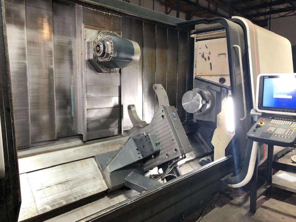 Токарно фрезерный станок с ЧПУ Gildemeister DMG Mori CTX Gamma 3000 TC фото на Industry-Pilot