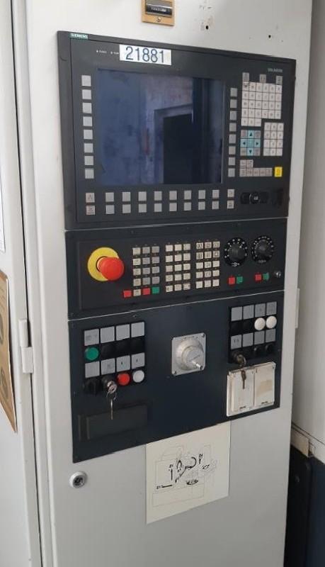Зубофрезерный станок обкатного типа - вертик. LIEBHERR LC 122 фото на Industry-Pilot