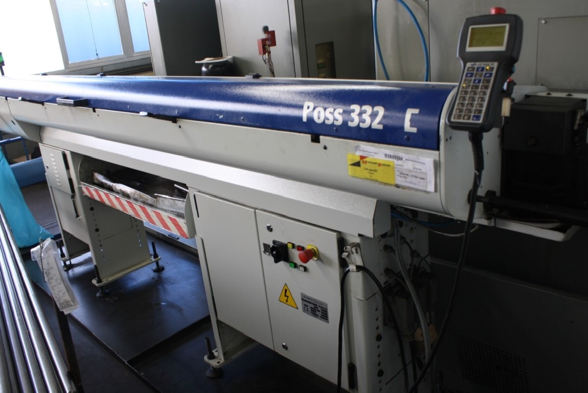 Automatic profile Lathe - Longitudinal DMG Speed 32-10 Linear photo on Industry-Pilot