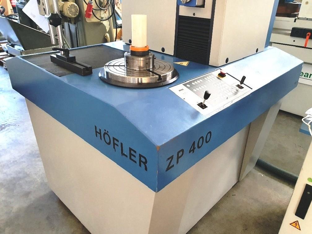 Станок для контроля зубчатых колёс HOEFLER ZP 400 фото на Industry-Pilot