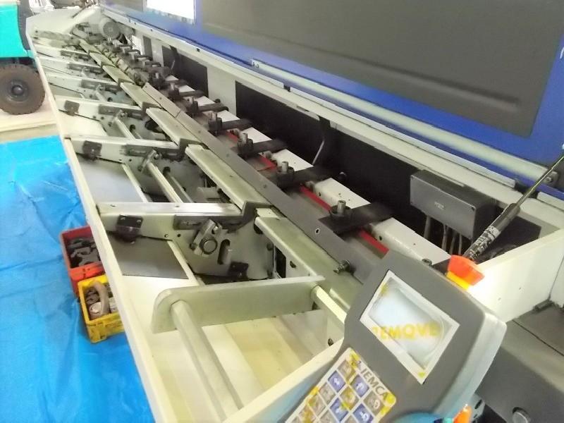 Податчик прутка IEMCA Master 880 MP 33 L #S03 фото на Industry-Pilot