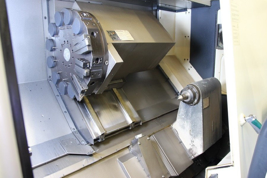 CNC Turning and Milling Machine GILDEMEISTER CTX beta 1250 photo on Industry-Pilot