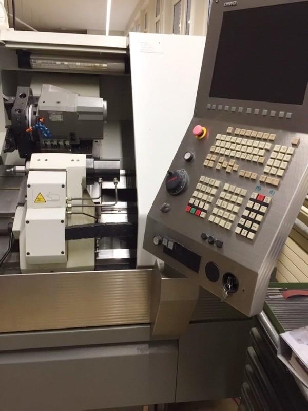 Токарный станок с ЧПУ GILDEMEISTER NEF 400 52 mm фото на Industry-Pilot