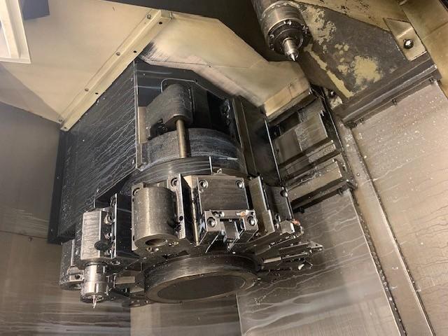 Токарный станок с ЧПУ MORI SEIKI NL 2500 / 700 фото на Industry-Pilot