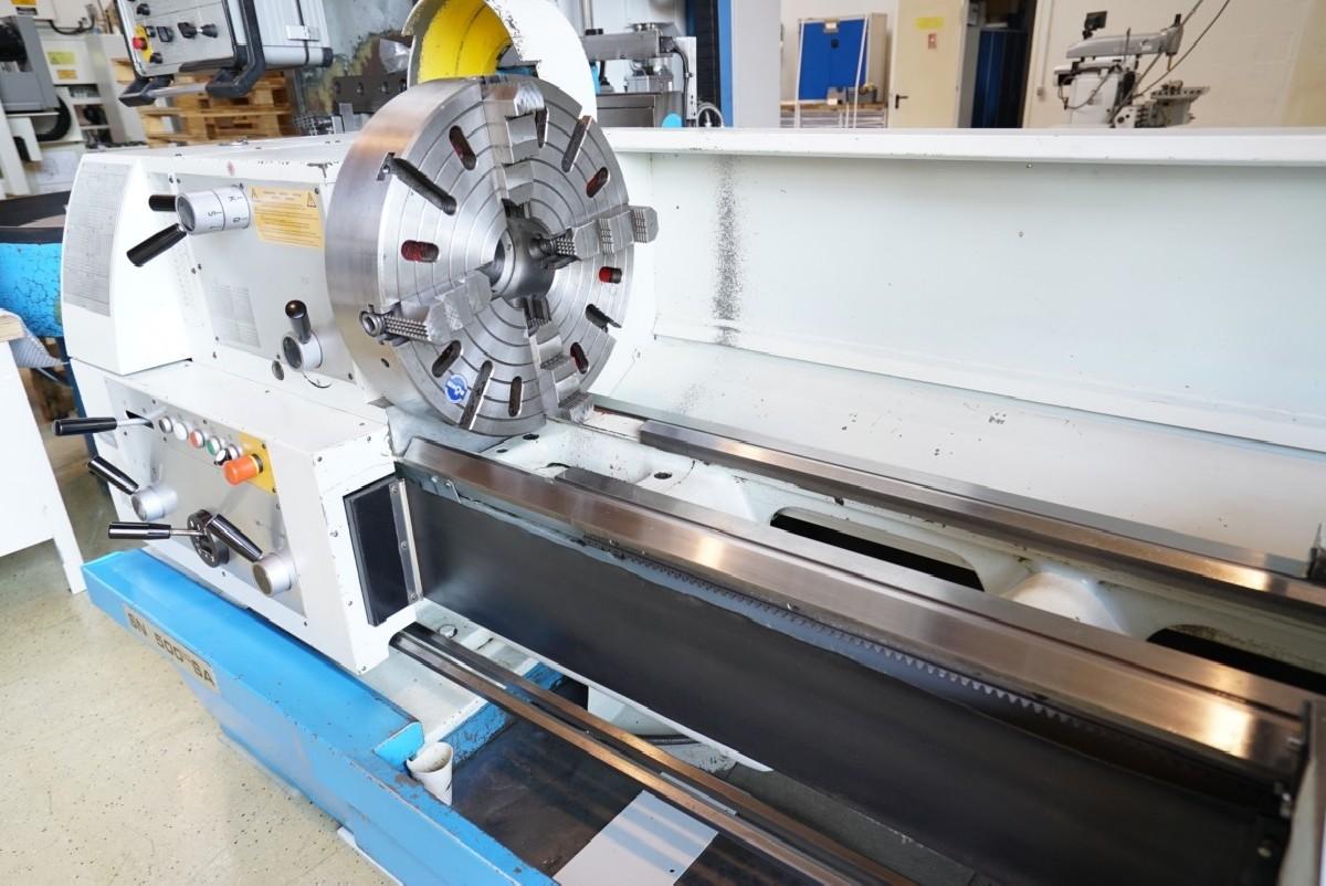Screw-cutting lathe TRENS SN500SA photo on Industry-Pilot