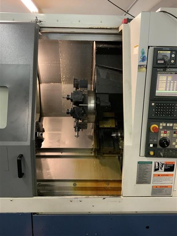 CNC Turning and Milling Machine MORI SEIKI SL 2500 Y / 650 photo on Industry-Pilot