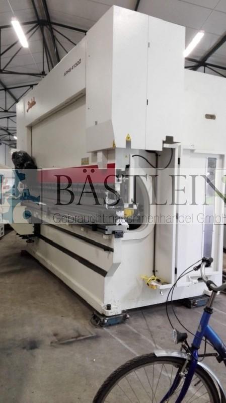 Листогибочный пресс - гидравлический BAYKAL APHS 41300 фото на Industry-Pilot