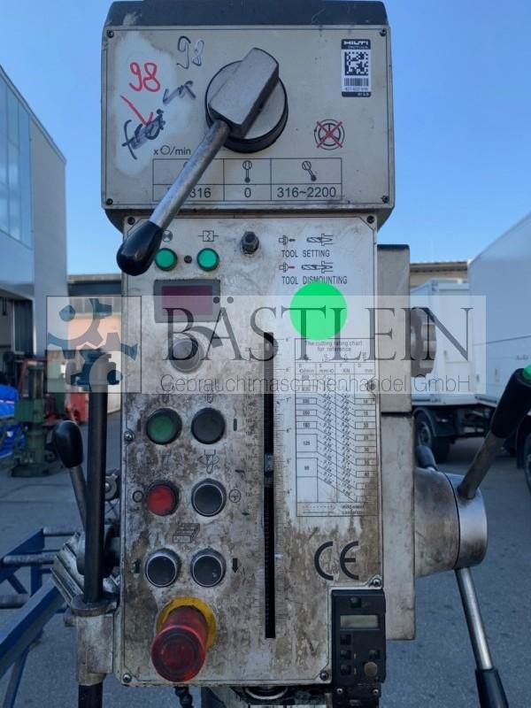 Сверлильный станок со стойками KNUTH SSB 50F Super фото на Industry-Pilot