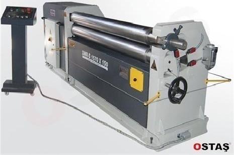 3-вальц. листогибочная машина OSTAS SMR-S 3070 x 3/4 фото на Industry-Pilot