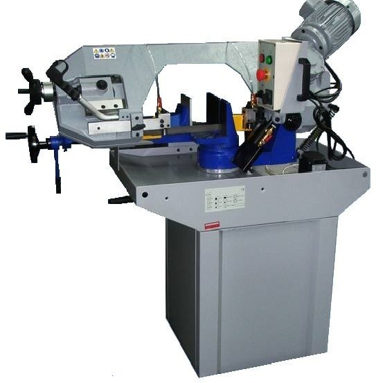 Bandsaw metal working machine - horizontal RITKE 245.225 GC photo on Industry-Pilot