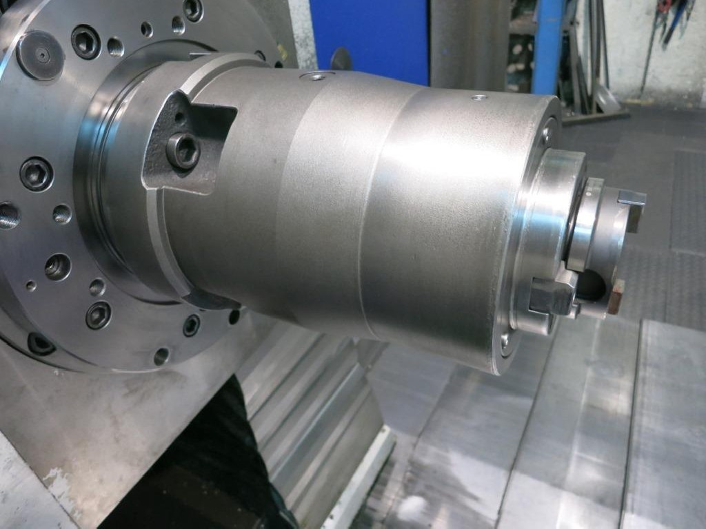 Horizontal Boring Machine TOS WHN 13 photo on Industry-Pilot