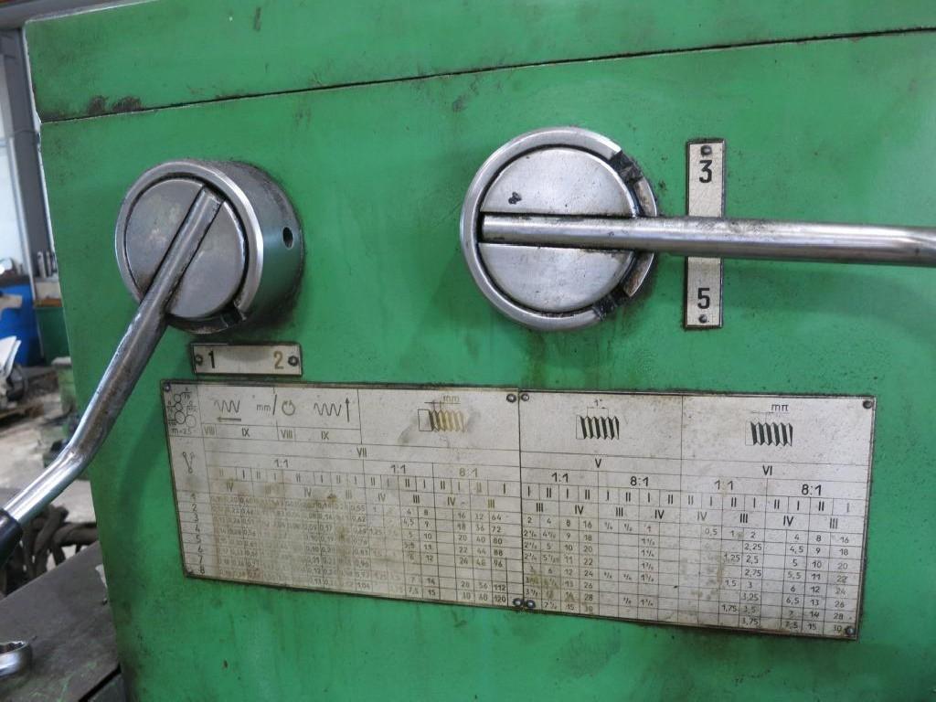 Токарно-винторезный станок STANKO PT 117-8 фото на Industry-Pilot