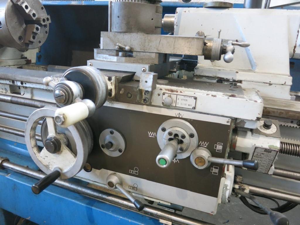 Screw-cutting lathe WAGNER DCJ 230X1500 photo on Industry-Pilot