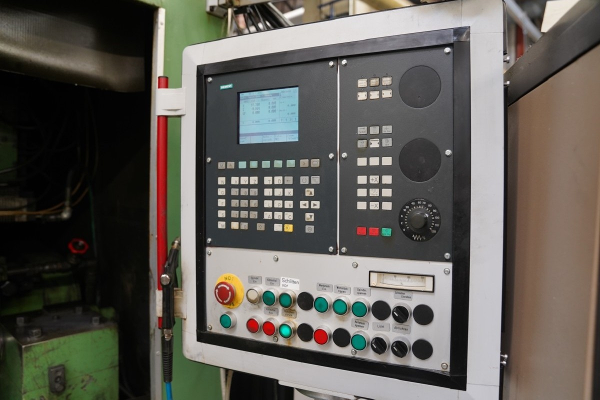 Thread-grinding machine REISHAUER RER 500 photo on Industry-Pilot
