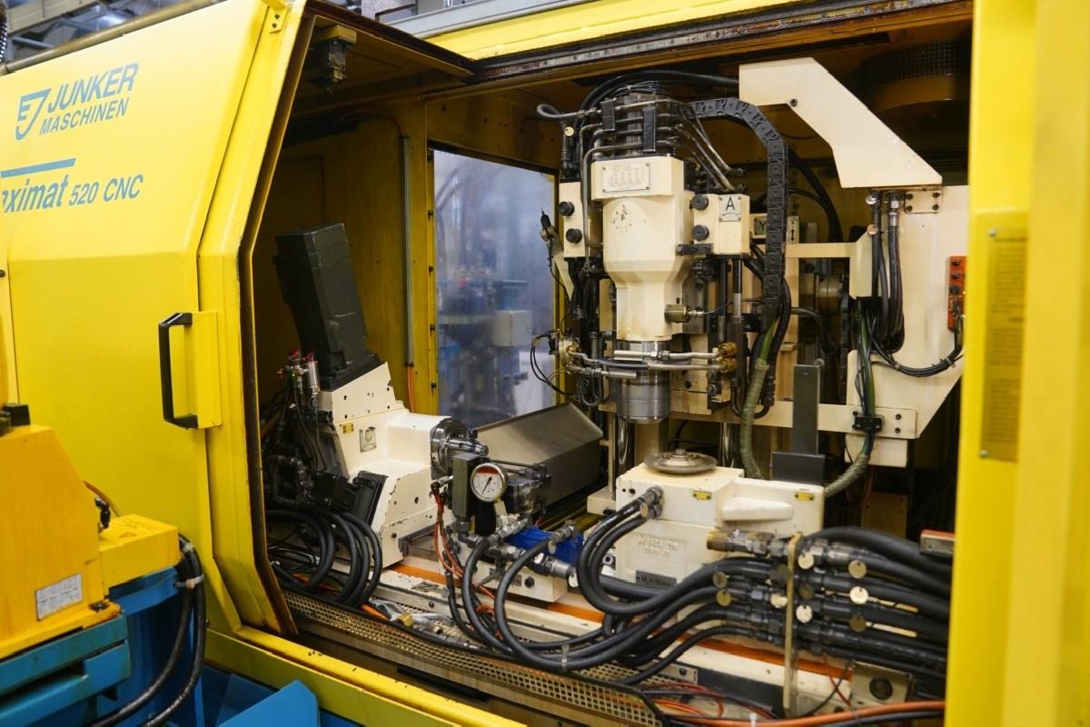 JUNKER Jumaximat 520 CNC photo on Industry-Pilot