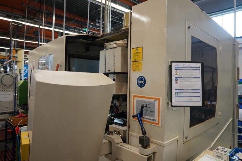 Станок для затачивания инструментов SCHNEEBERGER Corvus 750 фото на Industry-Pilot