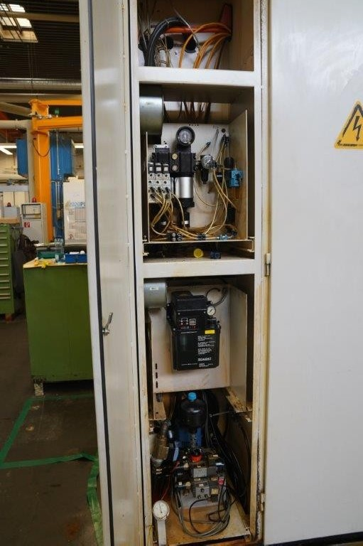 Tool grinding machine SCHNEEBERGER Corvus 750 photo on Industry-Pilot