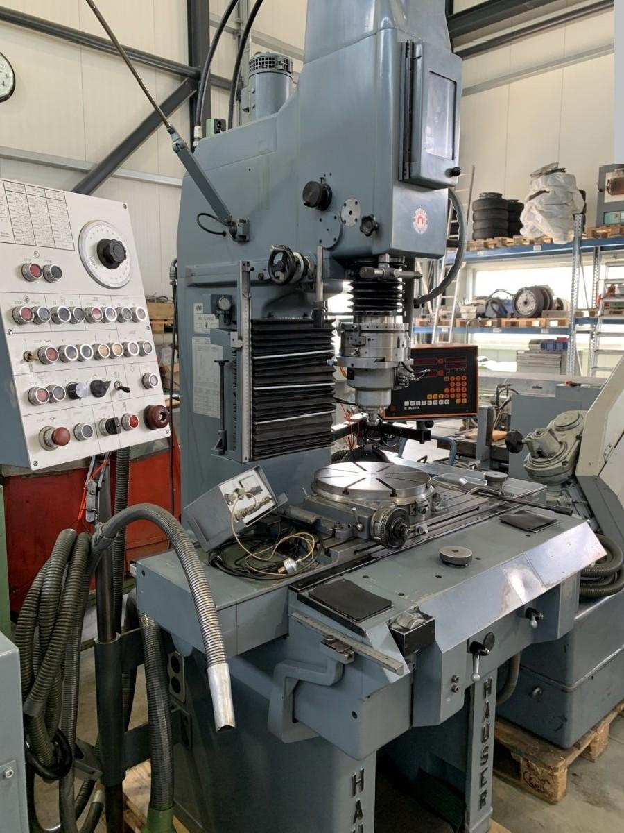 Jig Grinding Machine HAUSER 3 SMO photo on Industry-Pilot