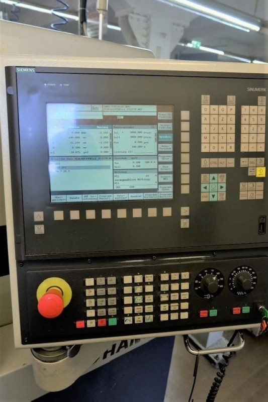 Automatic profile Lathe - Longitudinal HANWHA SL-16S photo on Industry-Pilot