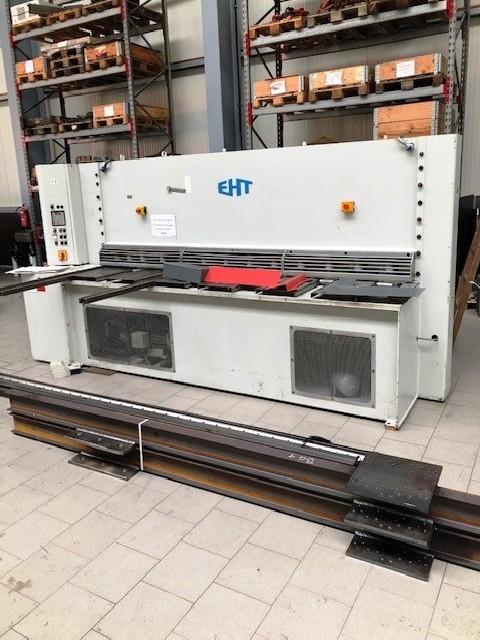 Hydraulic guillotine shear  EHT ECOCUT 10-31 photo on Industry-Pilot