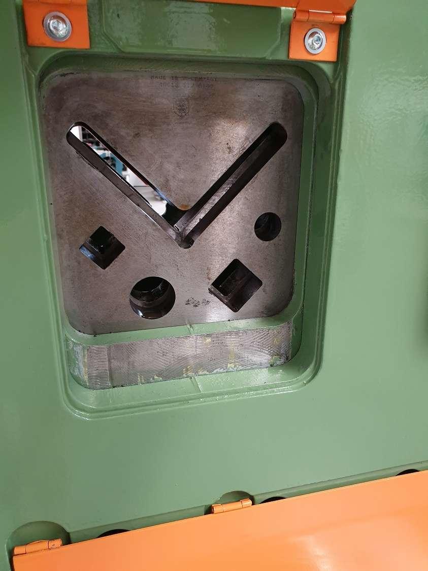 Ножницы для резки профильной стали - комбинир. Peddinghaus Peddiworker 502 фото на Industry-Pilot
