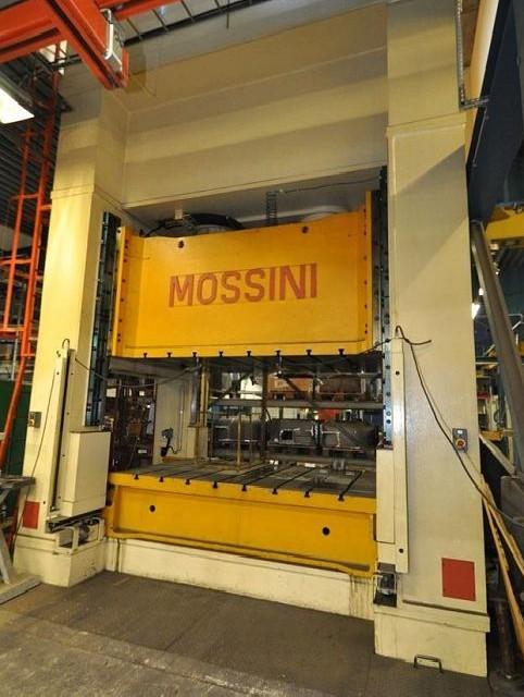 Гидравлический пресс MOSSINI PO/2M 500  фото на Industry-Pilot
