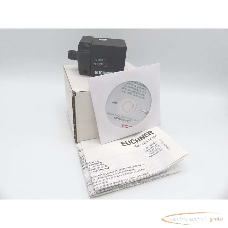Euchner  CES-AR-C01-AH-SA ID.-NR.: 098941 Sicherheitsschalter ungebraucht!  photo on Industry-Pilot