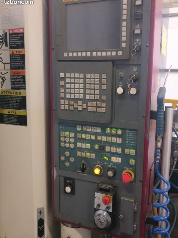 Обрабатывающий центр - горизонтальный OKK HM 600 фото на Industry-Pilot