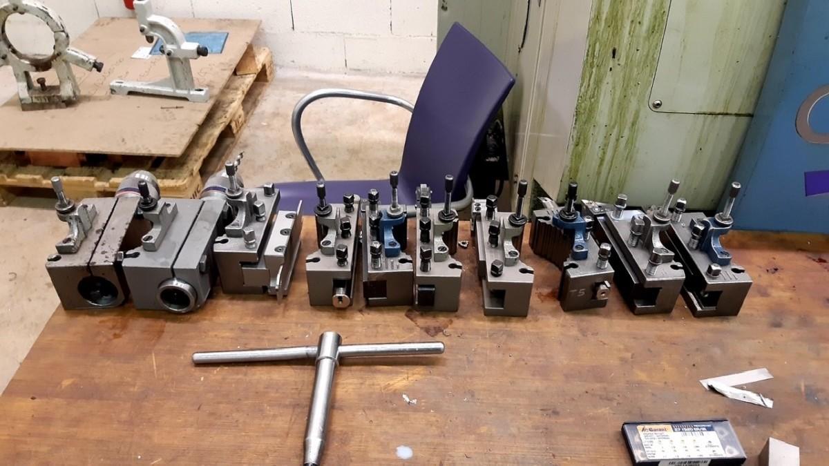 Токарный станок - контрол. цикл CHALLENGER MICROCUT BNC 1840 фото на Industry-Pilot