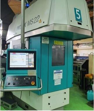 Прутковый автомат Многошпинд. INDEX MS 22C фото на Industry-Pilot