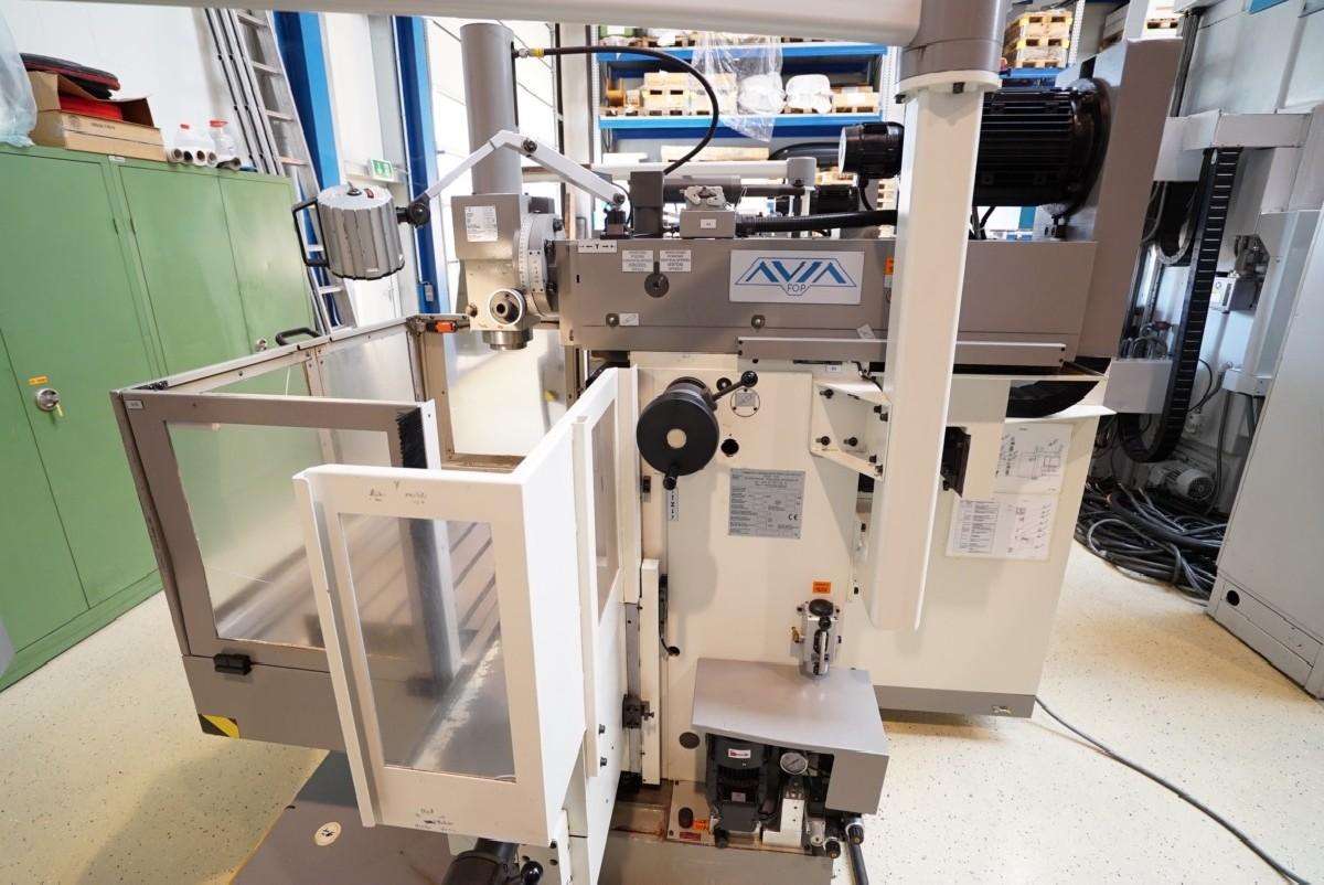 Обрабатывающий центр - универсальный AVIA FNE 40P фото на Industry-Pilot