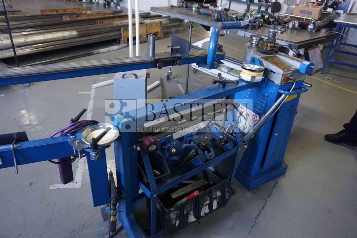 Трубогиб ERCOLINA MB42 TRIF фото на Industry-Pilot