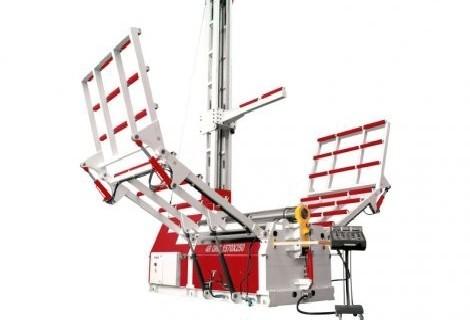 3-вальц. листогибочная машина OSTAS 3R OHS 2070 x 10/13 фото на Industry-Pilot