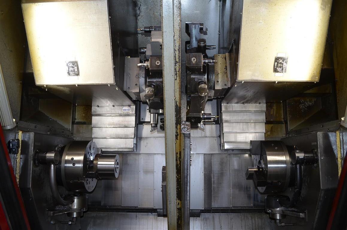 Токарно фрезерный станок с ЧПУ MONFORTS DNC5 фото на Industry-Pilot