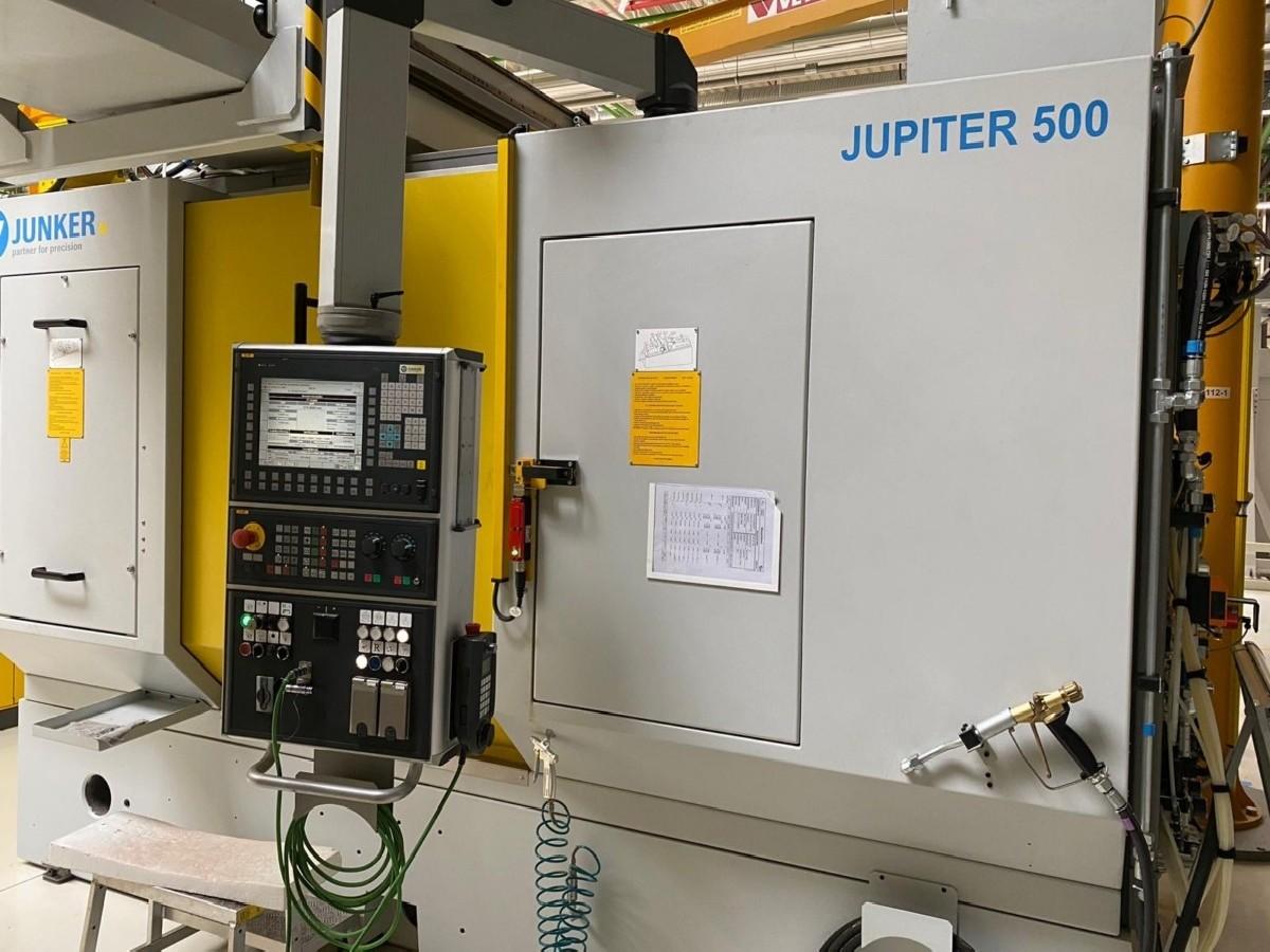 Круглошлифовальный станок JUNKER Jupiter 500 фото на Industry-Pilot