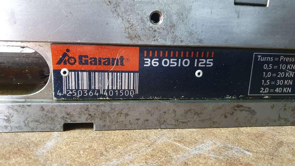 Garant-Allmatic  TC 125 фото на Industry-Pilot