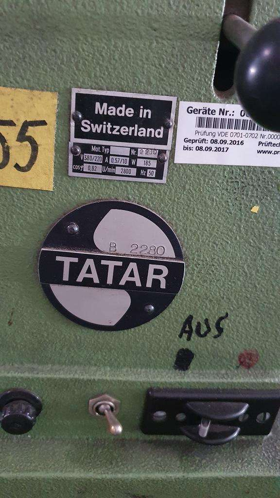 Станок для заточки свёрл Tatar Universal фото на Industry-Pilot