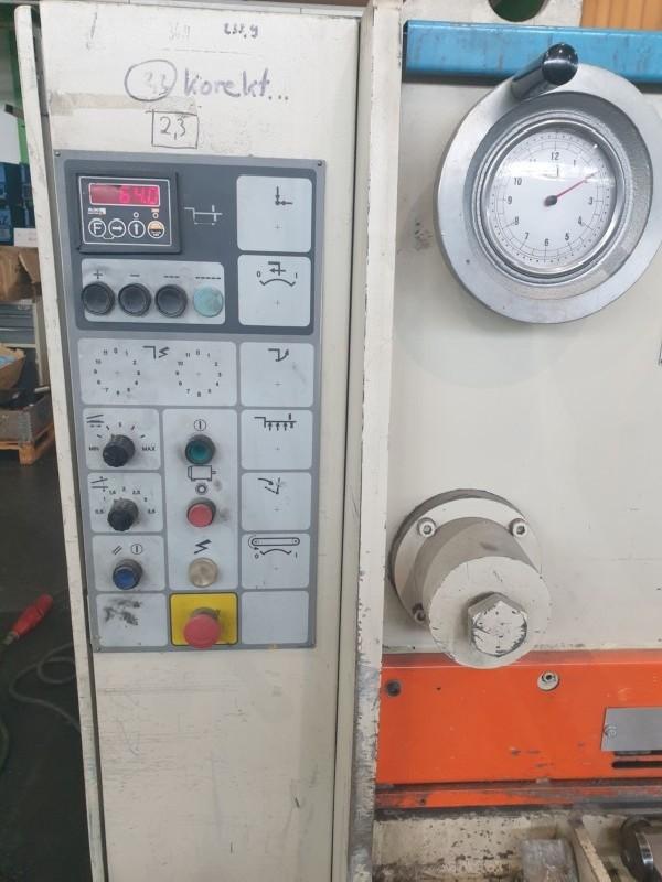 Гидравлические гильотинные ножницы LVD HST-C 31/6 фото на Industry-Pilot